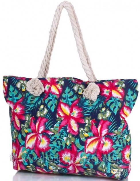 Женская сумка пляжная. Уцененный товар