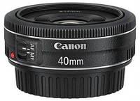 стандартный объектив Canon EF 40mm f/2,8 STM