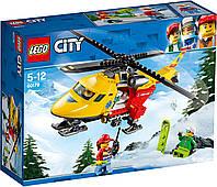Конструктор LEGO City Вертолет скорой помощи