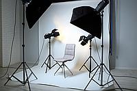 НАСТОЯЩИЙ! ВИНИЛОВЫЙ Белый Матовый фон для фото PhotoProoF фотофон для фотографий білий студийный