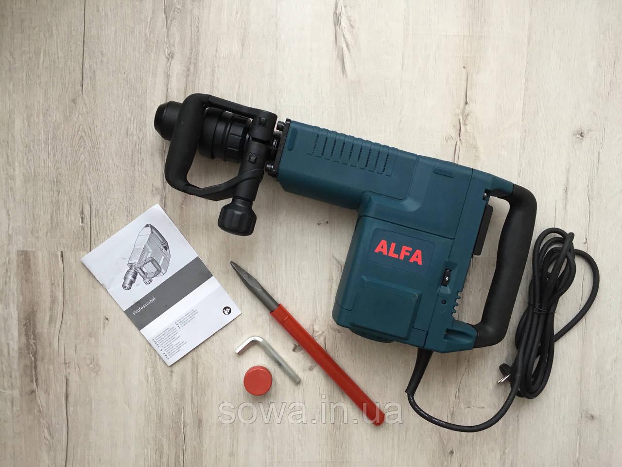 ✔️ Отбойный молоток AL-FA RH229 ( 1500 Вт, 25 Дж )