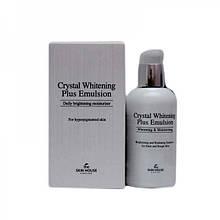 Осветляющая эмульсия The Skin House Crystal Whitening Plus Emulsion, 130ml