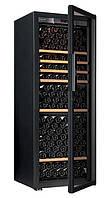 Винный шкаф EuroCave V-Pure-L Стеклянная дверь Full glass, цвет - черный, стандартная комплектация