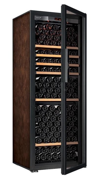 Винный шкаф EuroCave V-Pure-L Стеклянная дверь Full glass, цвет - буйвол, стандартная комплектация
