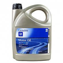 Моторне масло GM DEXOS2 5W-30, 5л.