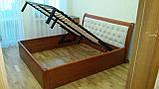 Дерев'яне ліжко Княжна, фото 8