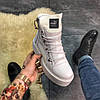 "Puma X Fenty by Rihanna Sneaker Boot ""white"", фото 4"