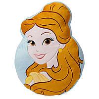 Оригинальная мягкая подушка-игрушка Принцесса Белль 41 см Дсней/Disney Belle Head Pillow 400021091849