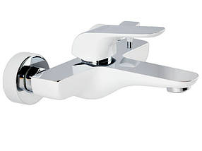 Смеситель для ванны (Белый/Хром) VENEZIA Skyline 5010401  (Бесплатная доставка  ), фото 3