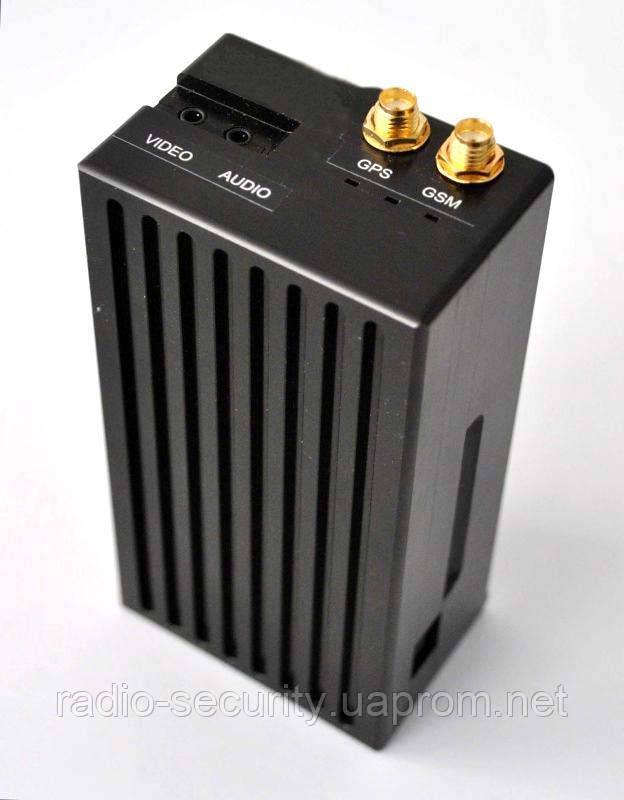 Автономный передатчик аудио/видео PMRS 201