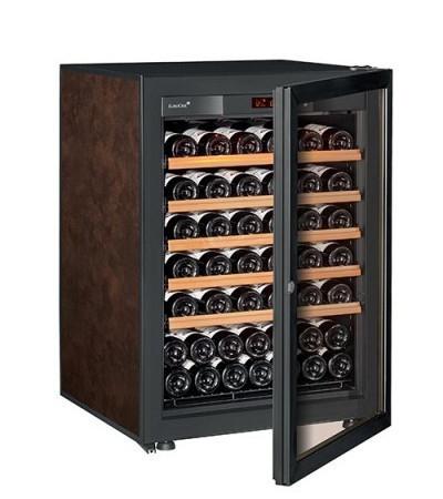 Винный шкаф EuroCave S-Pure-S Стеклянная дверь в раме, цвет - буцвол, максимальная комплектация