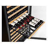 Винный шкаф EuroCave S-Pure-L Сплошная дверь Black Piano, цвет - черный, максимальная комплектация, фото 4