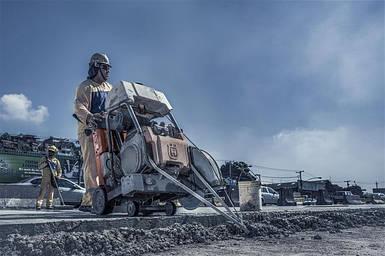 Швонарізчики для бетону та асфальту