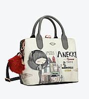 Сумка женская с замочком-защелкой Anekke Couture Precious Madeimoselle, 29881-48