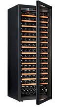 Винний шафа EuroCave S-Pure-L Скляні двері в рамі, колір - чорний, максимальна комплектація