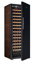 Винний шафа EuroCave S-Pure-L Суцільна двері Piano Black, колір - буйвол, максимальна комплектація