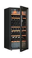 Винный шкаф EuroCave E-Pure-M Стеклянная дверь Full glass, цвет - черный, стандартная комплектация