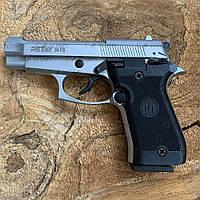 Пистолет стартовый Retay 84FS, nickel