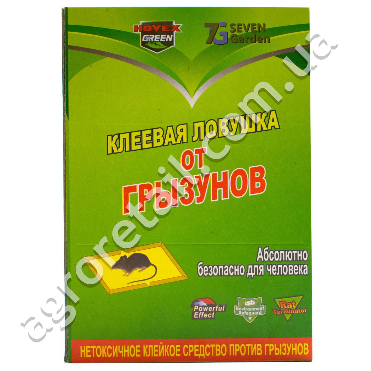 Клейова пастка від гризунів 165x120 мм Китай