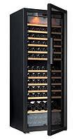 Винный шкаф EuroCave E-Pure-L Стеклянная дверь Full glass, цвет - черный, максимальная комплектация