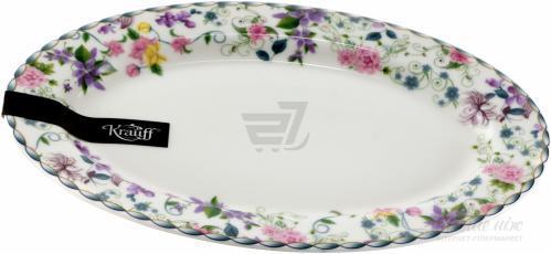 Блюдо овальное Versailles 22*15 см 21-244-030 Krauff
