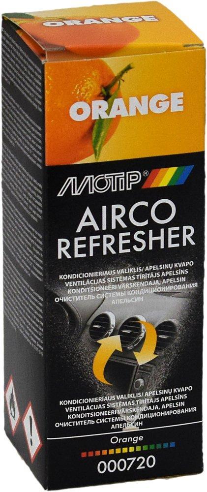 Очиститель системы кондиционирования Motip Airco, 150 мл Аэрозоль Aпельсин