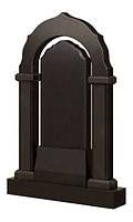 Гранитный памятник с колонами