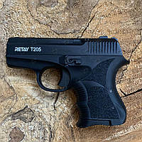 Пистолет стартовый Retay T205 8мм, Black