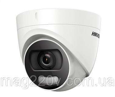 Камера видео наблюдения Hikvision DS-2CE72HFT-F