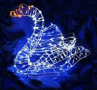 Светодиодные фигуры лебедь
