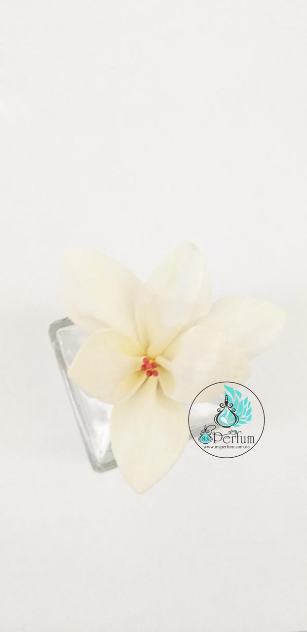 Цветок лилия из натурального дерева с фитилем для диффузора (аромавазы) - 8 cm (1шт)