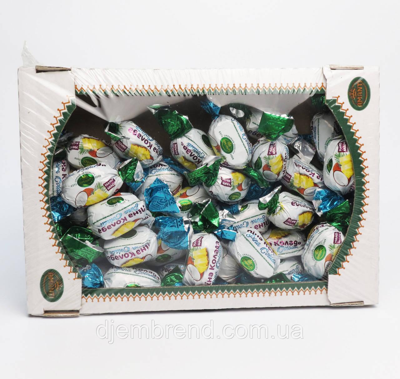 "Конфеты ""Пина колада"", Amanti, Украина, 1 кг."