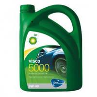 Моторное масло BP Visco 5000 5W-40 (4л)