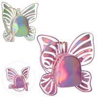 Детский рюкзак Крылья MK 2935 перламутровый для девочек