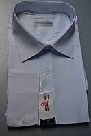 Белая мужская рубашка FERRERO GIZZI (размеры 40.41.43.44.45.46 + под заказ)