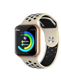 Смарт часы умные часы Smart Watch F8  бежевые 5