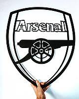 "Эмблема картина  ""Arsenal"""