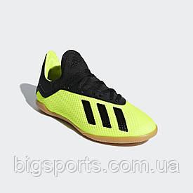 Бутсы футбольные для игры в зале дет. Adidas Jr Tango 18.3 IN (арт. DB2426)