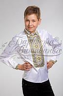 Дитячі сорочки для вишивки (заготовки) для хлопчиків
