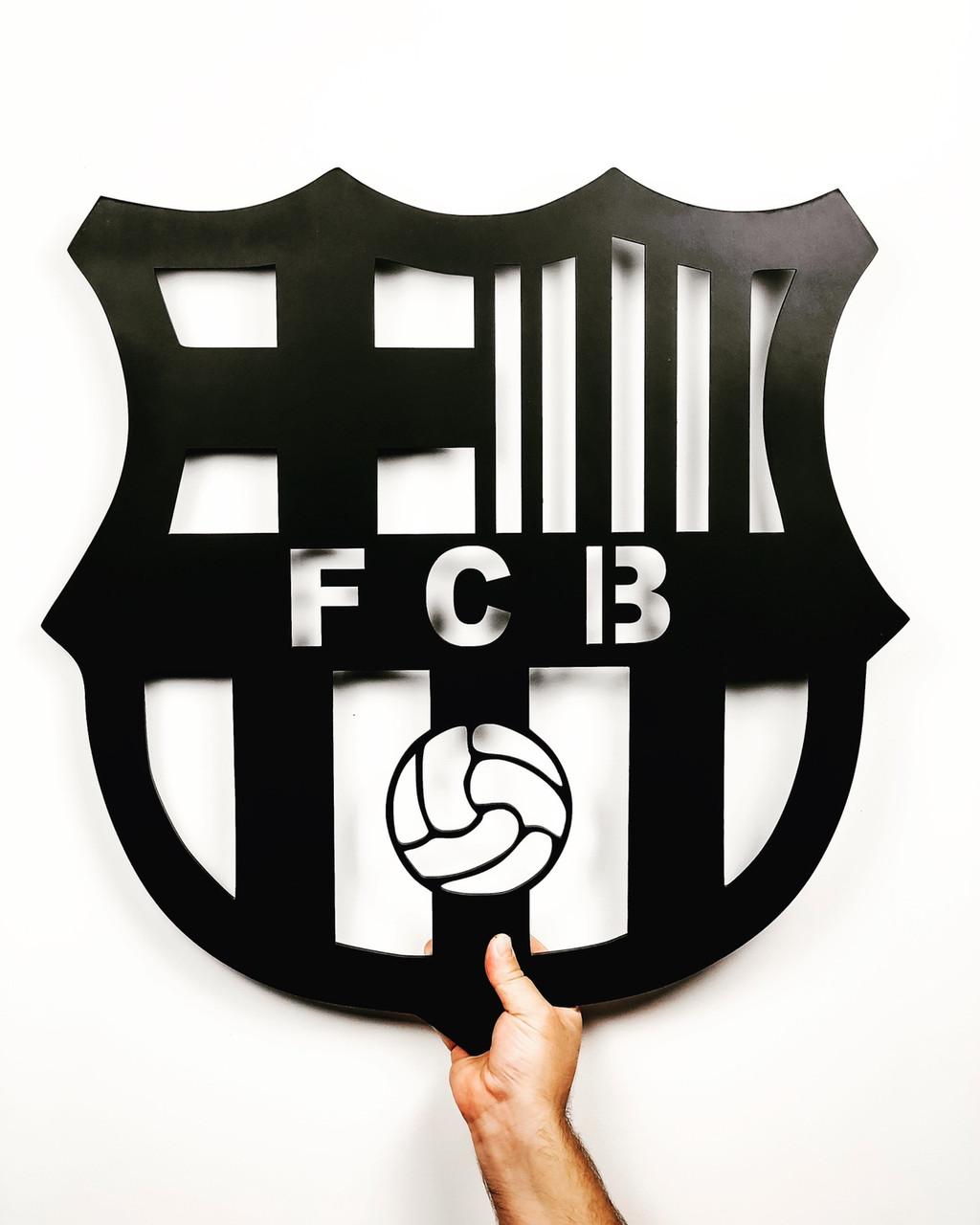 "Эмблема картина  ""Barcelona"""