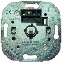 Механизм светорегулятора HAGER с поворотной ручкой 60-400Вт, 230В