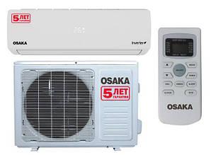 Кондиционеры Osaka серии Elite инвертор до -15°С