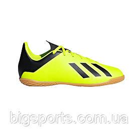 Бутсы футбольные для игры в зале дет. Adidas Jr Tango 18.4 IN (арт. DB2433)