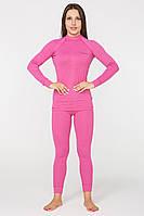 Комплект женского повседневного термобелья М Розовый Radical Polska Cute