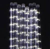 Гірлянда Вулична Бурулька світлодіодна, 8 плафонів 50 см, білий світ