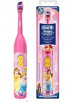 Детские электрические зубные щетки Oral-B Disney принцессы