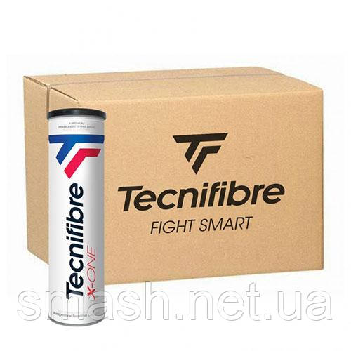 Теннисные мячи Tecnifibre X-One New  72 мяча