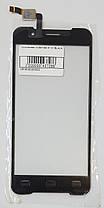 Сенсор (тачскрин) для Homtom HT37 черный, фото 2