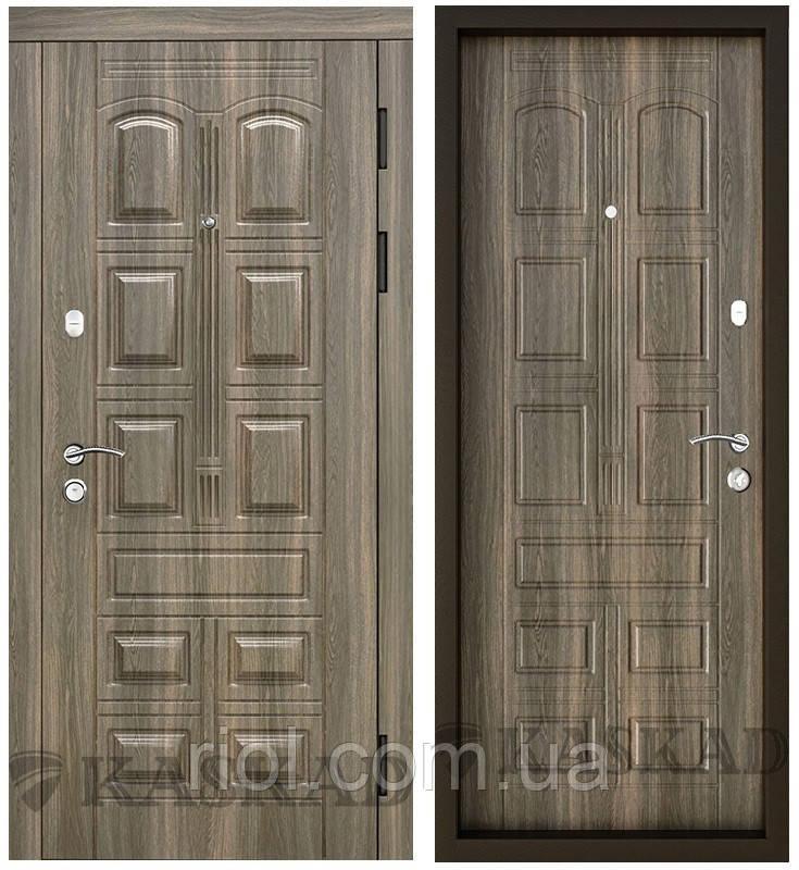 Дверь входная Стоун серии Комфорт ТМ Каскад
