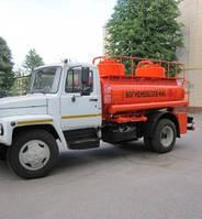 Автоцистерна АТЗ-4,9-3309 на шасси ГАЗ